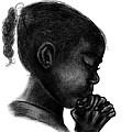 Praying Firl by Charonda Taylor
