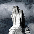 Praying Hands by Sally Rockefeller