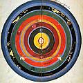 Pre-copernican Universe by Granger