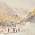 Pre St Didier, 1836 by Joseph Mallord William Turner