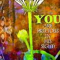 Precious by Michelle Greene Wheeler