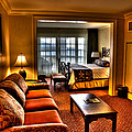 Premier Balcony Suite At The Sagamore Resort  by David Patterson