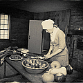 Preparing Dinner by Jan Tyler