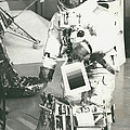 Preparing For Apollo 12 Lunar Mission by Retro Images Archive