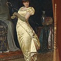 Preparing For The Ball by Frederick Soulacroix