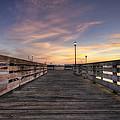 Prescott Park Boardwalk by Eric Gendron