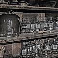Prescription Drug Bottles Black And White by LeeAnn McLaneGoetz McLaneGoetzStudioLLCcom