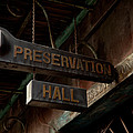 Preservation Hall Jazz Club by Susie Hoffpauir