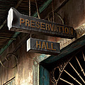 Preservation Hall by Susie Hoffpauir