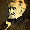 President Andrew Jackson Portrait and Signature by Design Turnpike