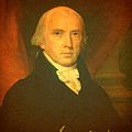 President James Madison Portrait and Signature by Design Turnpike