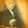 President John Adams Portrait and Signature by Design Turnpike