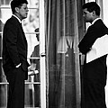 President John Kennedy And Robert Kennedy by War Is Hell Store