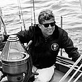 President John Kennedy Sailing by War Is Hell Store