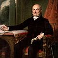 President John Quincy Adams  by War Is Hell Store