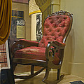 President Lincoln's Chair by Richard Spitler