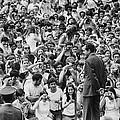 President Nixon Speaking To 2 000 by Everett