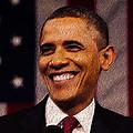President Obama by Mim White