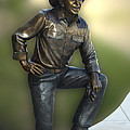 President Ronald Reagan Statue by Thomas Woolworth
