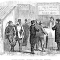 Presidential Election, 1864 by Granger