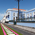 Presidential Palace - Azores by Gaspar Avila