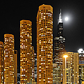 Presidential Towers Chicago by Christine Till