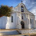 Presidio Chapel San Elizario Texas by Bob Christopher