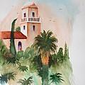 Presidio Park San Diego by Patricia Novack
