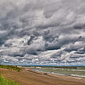 Presque Isle Beach 12061 by Guy Whiteley