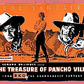 Pressbook The Treasure Of Pancho Villa 1955 by David Lee Guss
