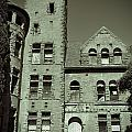 Preston Castle Tower by Holly Blunkall