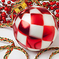 Pretty Christmas Ornament by Garry Gay