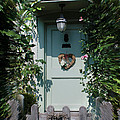 Pretty Door In Nether Wallop by Terri Waters