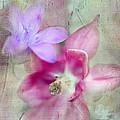 Pretty Flowers by Annie Snel