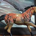 Pretty Horse. by Anne-Elizabeth Whiteway