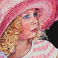 Pretty In Pink by Hanne Lore Koehler
