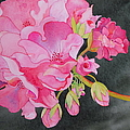 Pretty In Pink by Mary Ellen Mueller Legault