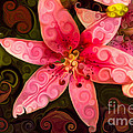 Pretty In Pink by Omaste Witkowski