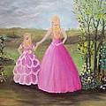 Pretty In Pink by Rhonda Lee
