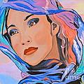 Pretty Lady by Phyllis Kaltenbach