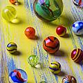 Pretty Marbles by Garry Gay