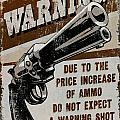 Price Increase Of Ammo by JQ Licensing