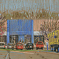 Primary Loading Docks by Donald Maier