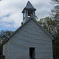 Primative Baptist Church In Cades Cove by Roger Potts