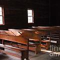 Primitive Church by Cindy Manero