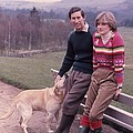 Prince Charles And Lady Diana by Retro Images Archive