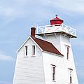 Prince Edward Island Lighthouse by Edward Fielding