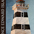 Prince Edward Island Lighthouse by WB Johnston