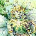 Prince Of Flowers by Geoffrey Haun