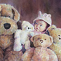 Princess Layla And Friends by Gabriele Baber